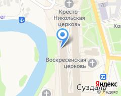 Компания Управление Федеральной службы государственной регистрации, кадастра и картографии по Владимирской области на карте города