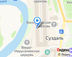 Компания Граф Суворовъ на карте города