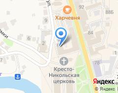 Компания УФМС на карте города