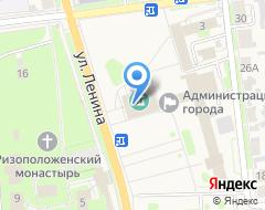 Компания Solas на карте города