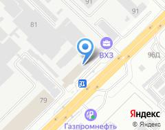 Компания Профиль на карте города