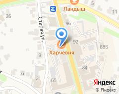 Компания Уют Холдинг на карте города