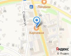 Компания Харчевня на карте города