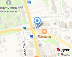 Компания Лавка купца Денисова на карте города