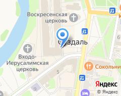 Компания Гостиный двор на карте города