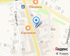 Компания Магазин на карте города