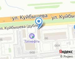 Компания ЭкоДом на карте города