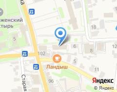 Компания Управление Пенсионного фонда РФ на карте города
