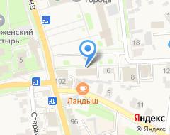 Компания Управление Пенсионного фонда РФ в г. Суздале на карте города