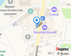Компания Шишилов на карте города