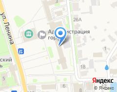 Компания КБ Иваново Банк на карте города