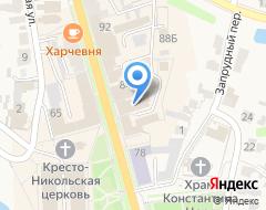 Компания ВЕЛИЙ на карте города
