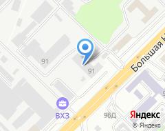 Компания Владимирские электрические сети на карте города