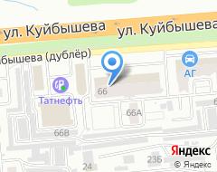 Компания Современные Технологии Групп на карте города