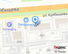 Компания СервисЭнергопроект на карте города