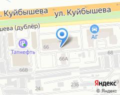 Компания Краска33 на карте города