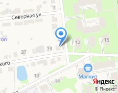 Компания Гостевой дом на Шаховского на карте города