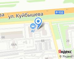 Компания АМКТ на карте города