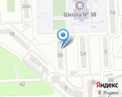 Компания Rus-ems-Ural на карте города