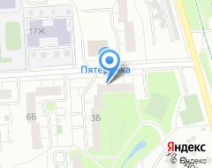 Компания Безупречные Системы на карте города