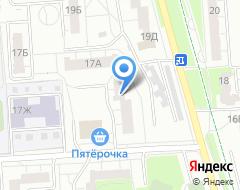 Компания Форматстройсервис на карте города