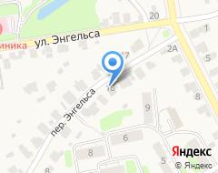 Компания Петров дом на карте города