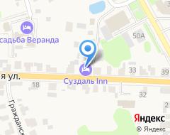 Компания Банкомат КБ Иваново Банк на карте города