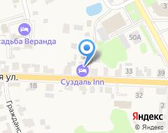 Компания Артель на карте города