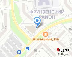 Компания ТОРЭКС на карте города