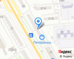 Компания Крепеж - Инструмент на карте города