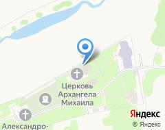 Компания Михаило-Архангельский храм на карте города