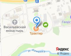 Компания Ямской двор на карте города