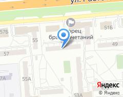 Компания Просвет на карте города