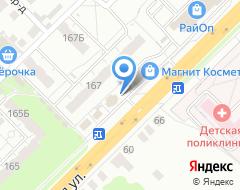 Компания ГЕОМЕТРИЯ на карте города