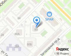 Компания Буровая фирма на карте города