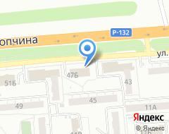 Компания Строительные технологии на карте города