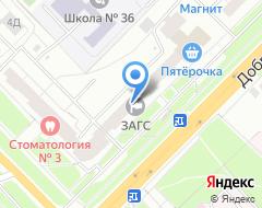 Компания Данила Мастер на карте города