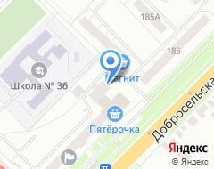 Компания СтройСфера на карте города