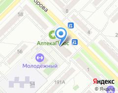 Компания СтройМир на карте города