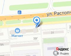 Компания Русич на карте города