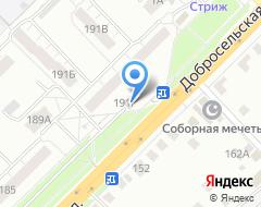 Компания Владисарт, ЗАО на карте города
