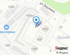 Компания Строй-Инвест на карте города