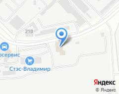 Компания Владимирский завод керамических изделий на карте города