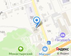 Компания Боголюбовский на карте города