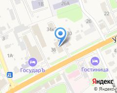 Компания Довольный клиент на карте города