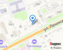 Компания Логистический комплекс Ляховицкий на карте города