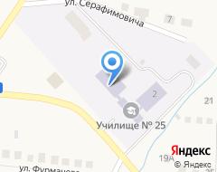 Компания Рузаевский железнодорожно-промышленный техникум им. А.П. Байкузова на карте города
