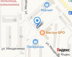 Компания Сталкер на карте города