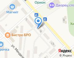 Компания Банкомат АККСБ КС Банк на карте города