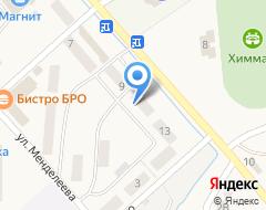 Компания Банкомат Россельхозбанк на карте города